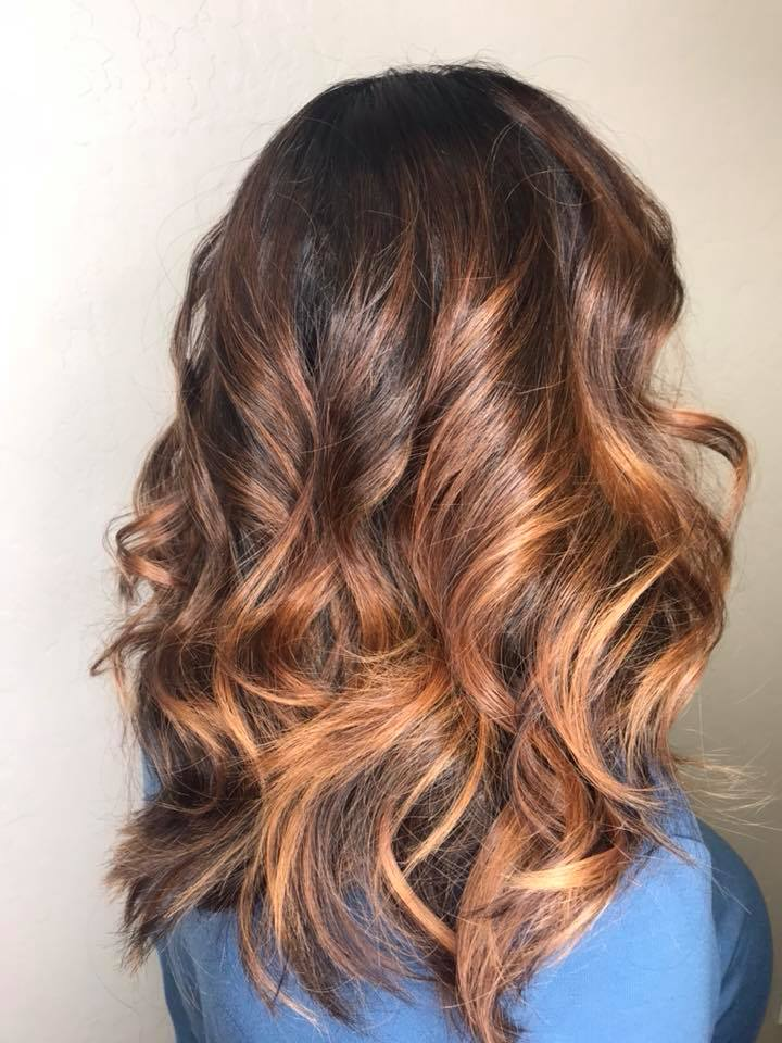 Hair Color Service Balayage Blonde Highlights Flagstaff Hair Salon